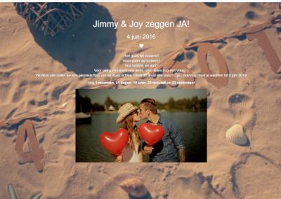 Jimmy en Joy